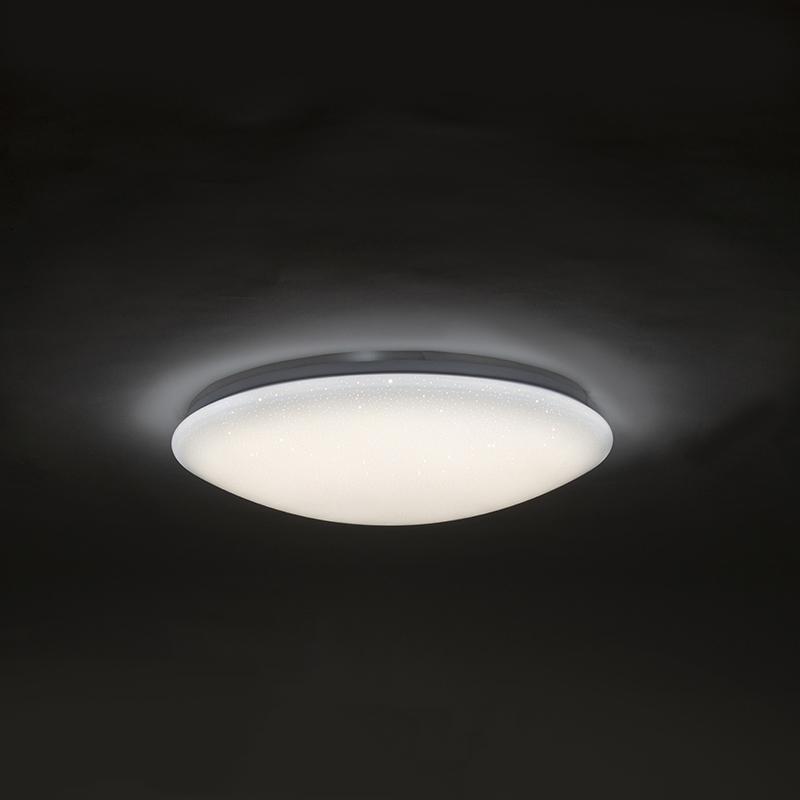 Plafondlamp 47 cm stereffect incl. LED - Extrema