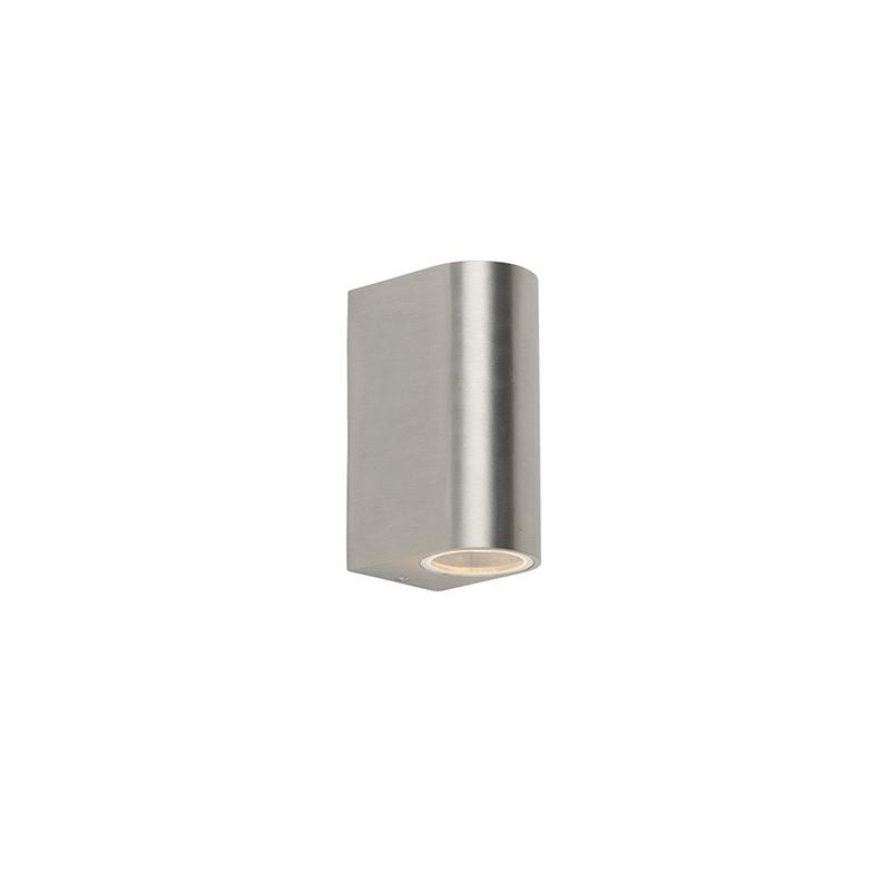 Moderne buitenwandlamp aluminium - Ben 2