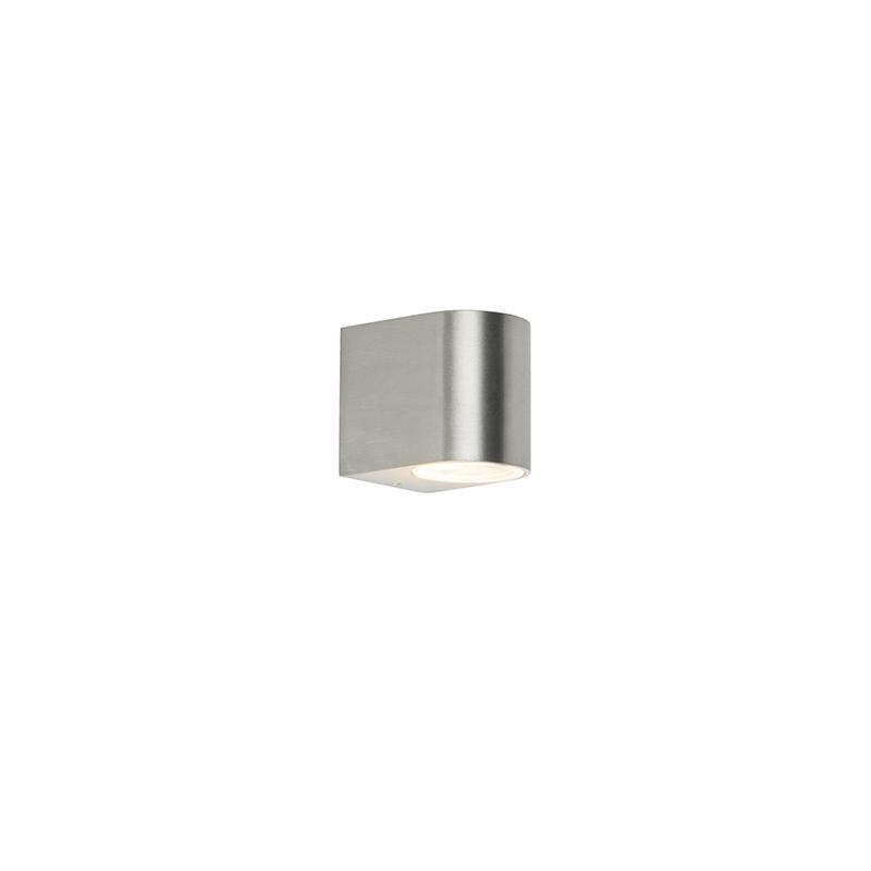 Moderne buitenwandlamp aluminium - Ben 1
