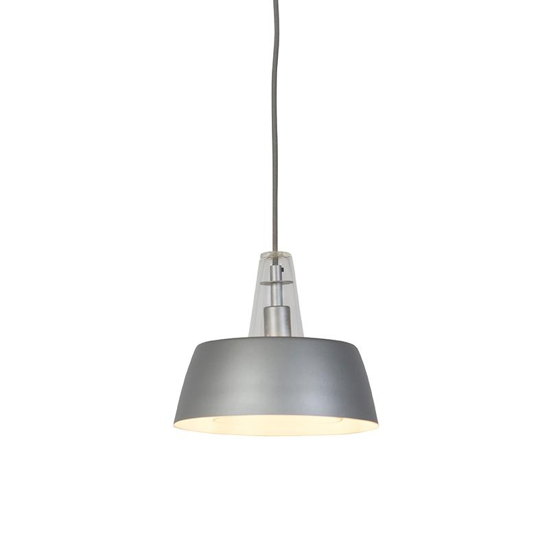 Moderne hanglamp grijs - Manu