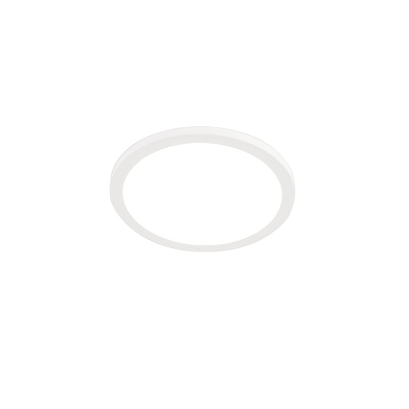 Paneel Voor Inbouw Of Opbouw Wit 24w Incl. Led - Trans