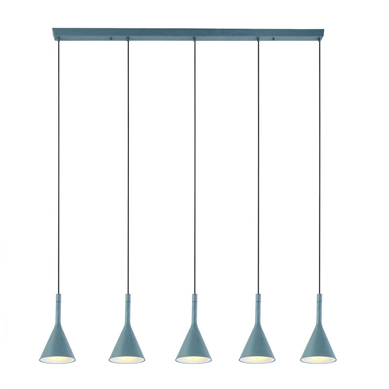 Steinhauer Hanglamp Cornucopia 5 lichts