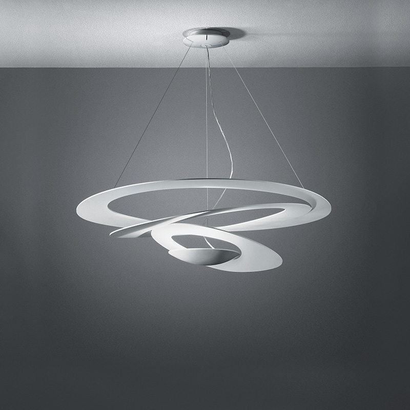 Design hanglamp wit 69 cm - Pirce Mini Suspension