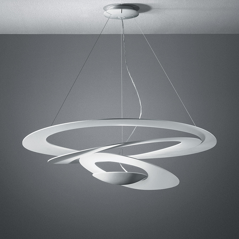 Design hanglamp wit 97 cm - Pirce Suspension