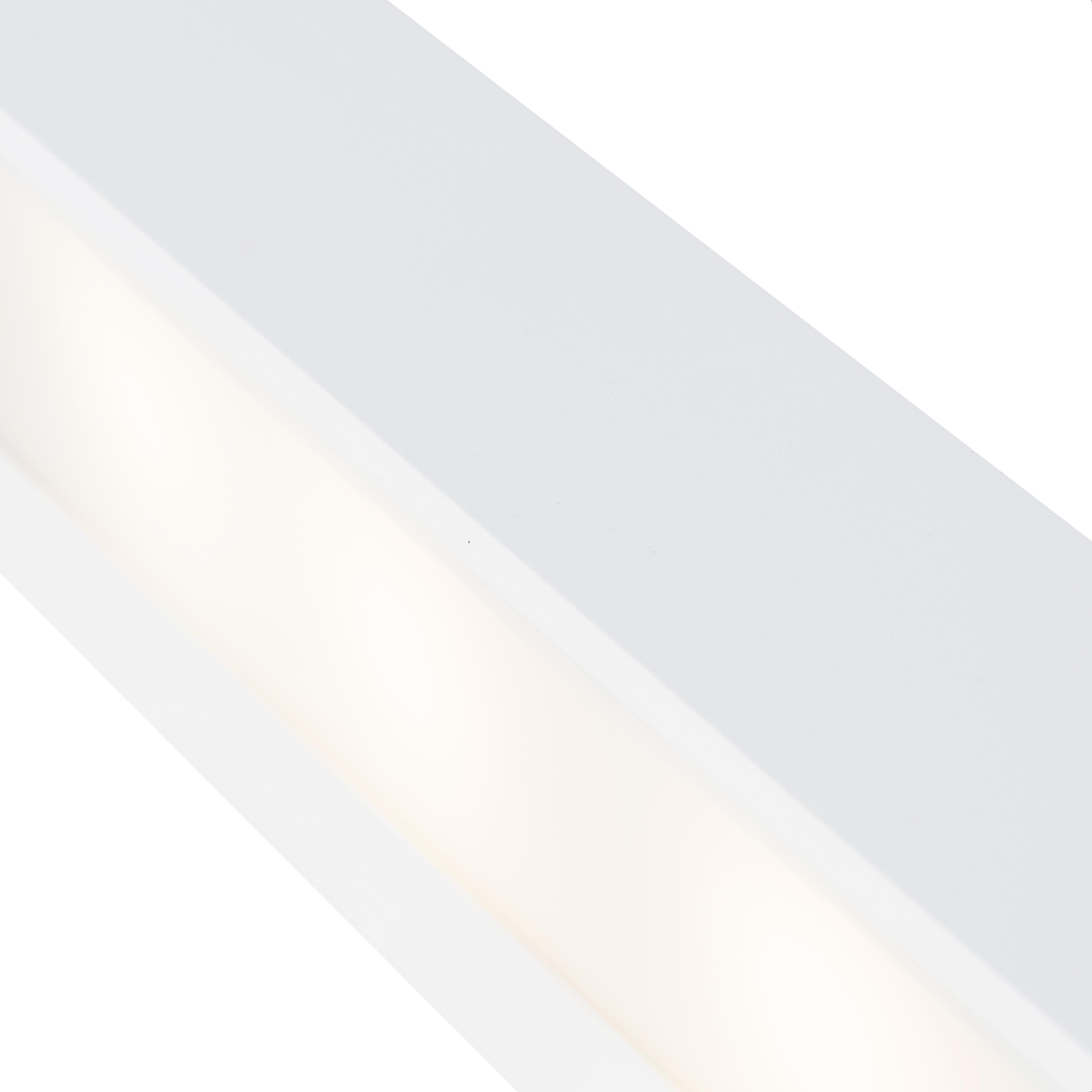 Immagine di Applique allungata bianco 35cm HOUX