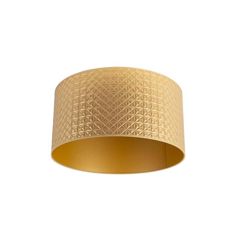 Lampenkap 50/50/25 Goud - Goud Triangle