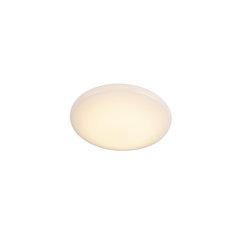 Moderne plafonni�re wit incl. LED 10W - Tiho