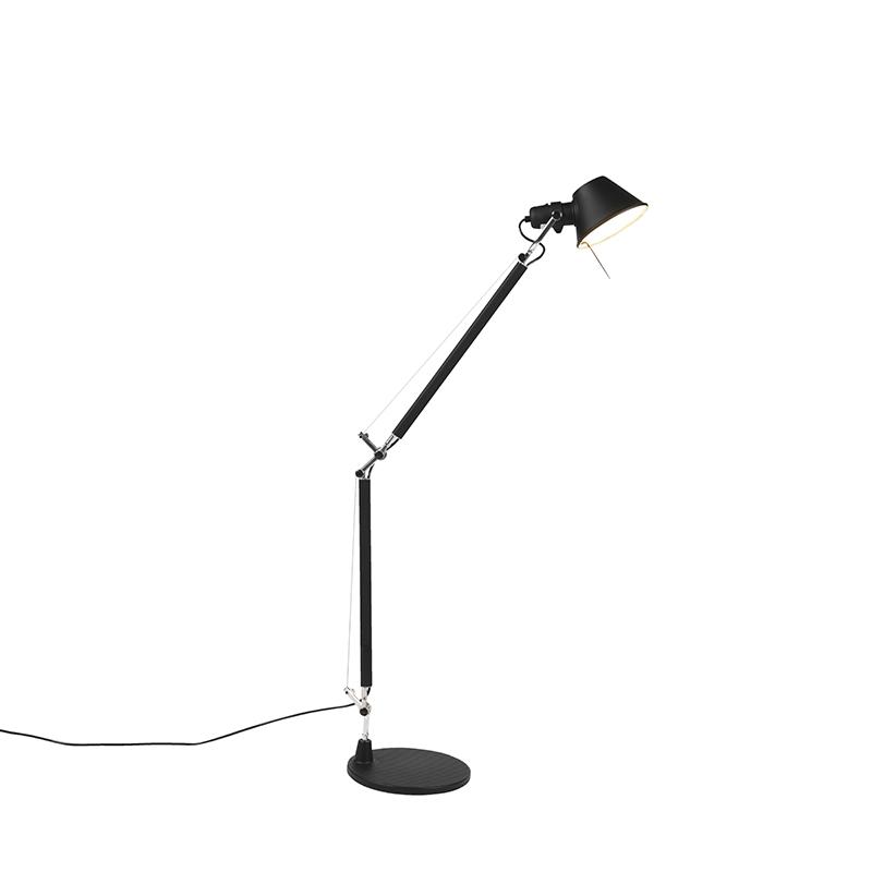 Artemide Tolomeo Tavolo tafellamp zwart