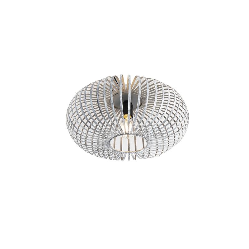 Design plafondlamp grijs - Johanna