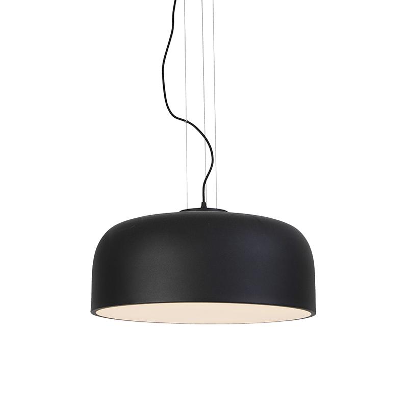 Design hanglamplamp zwart dimbaar - Balon