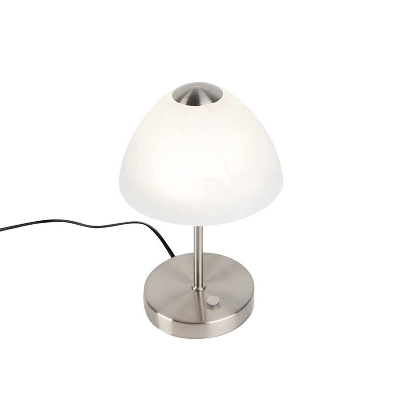 Design tafellamp staal dimbaar incl. LED - Joya