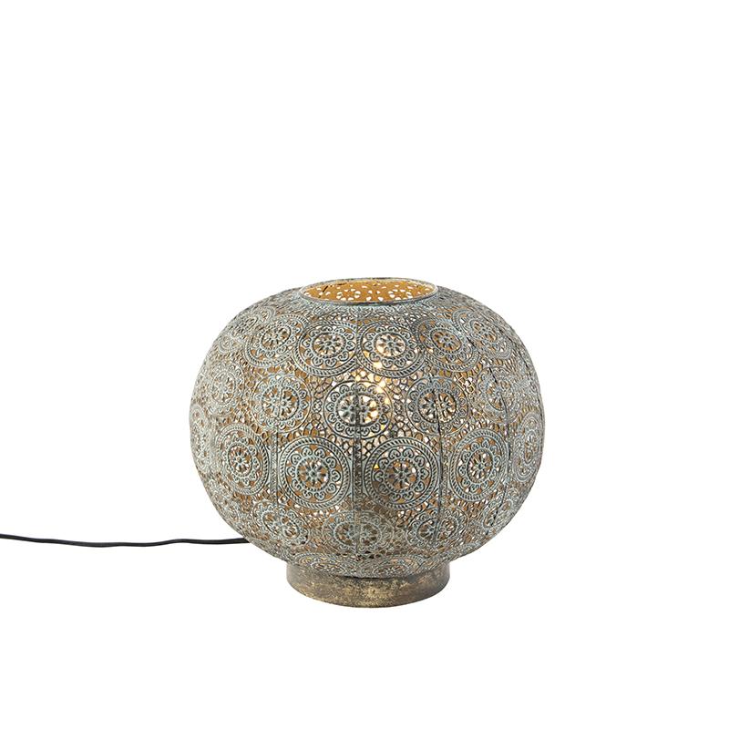 Oosterse tafellamp 28,5 cm - Baloo