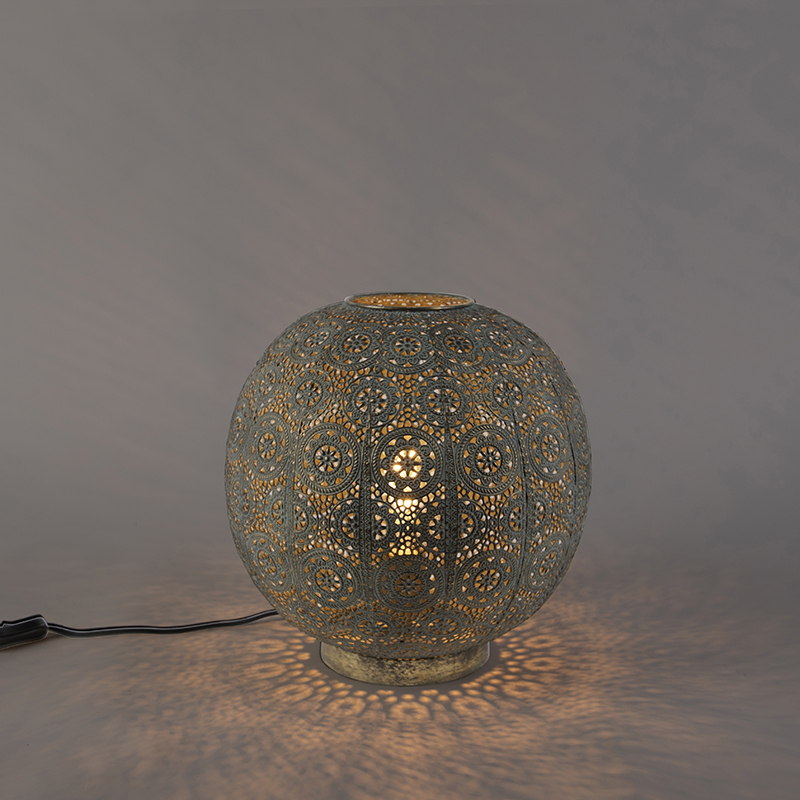 Oosterse tafellamp 32 cm - Baloo