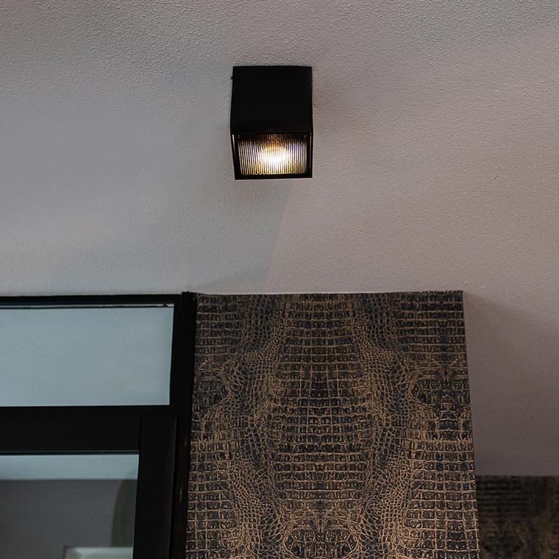 Design spot zwart - Box Honey