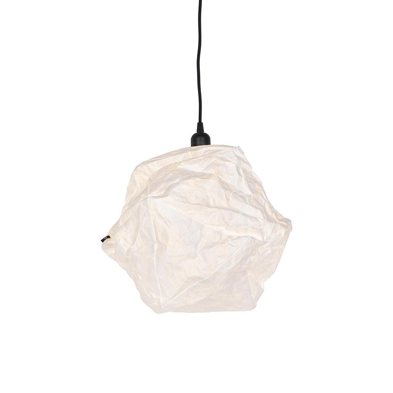 Lampa wisząca skandynawska biała - Pepa Lua