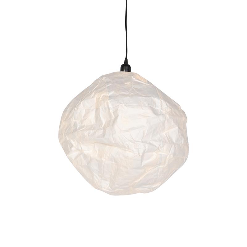 Lampa wisząca skandynawska biała - Pepa Ball