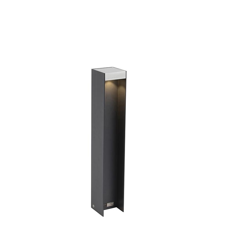 Moderne staande buitenlamp aluminium IP55 incl. LED - Sleepy