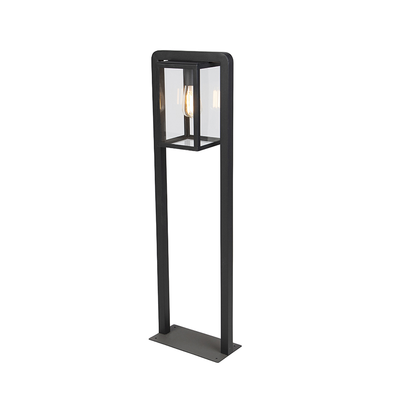 Moderne staande buitenlamp zwart - Rotterdam Balanco