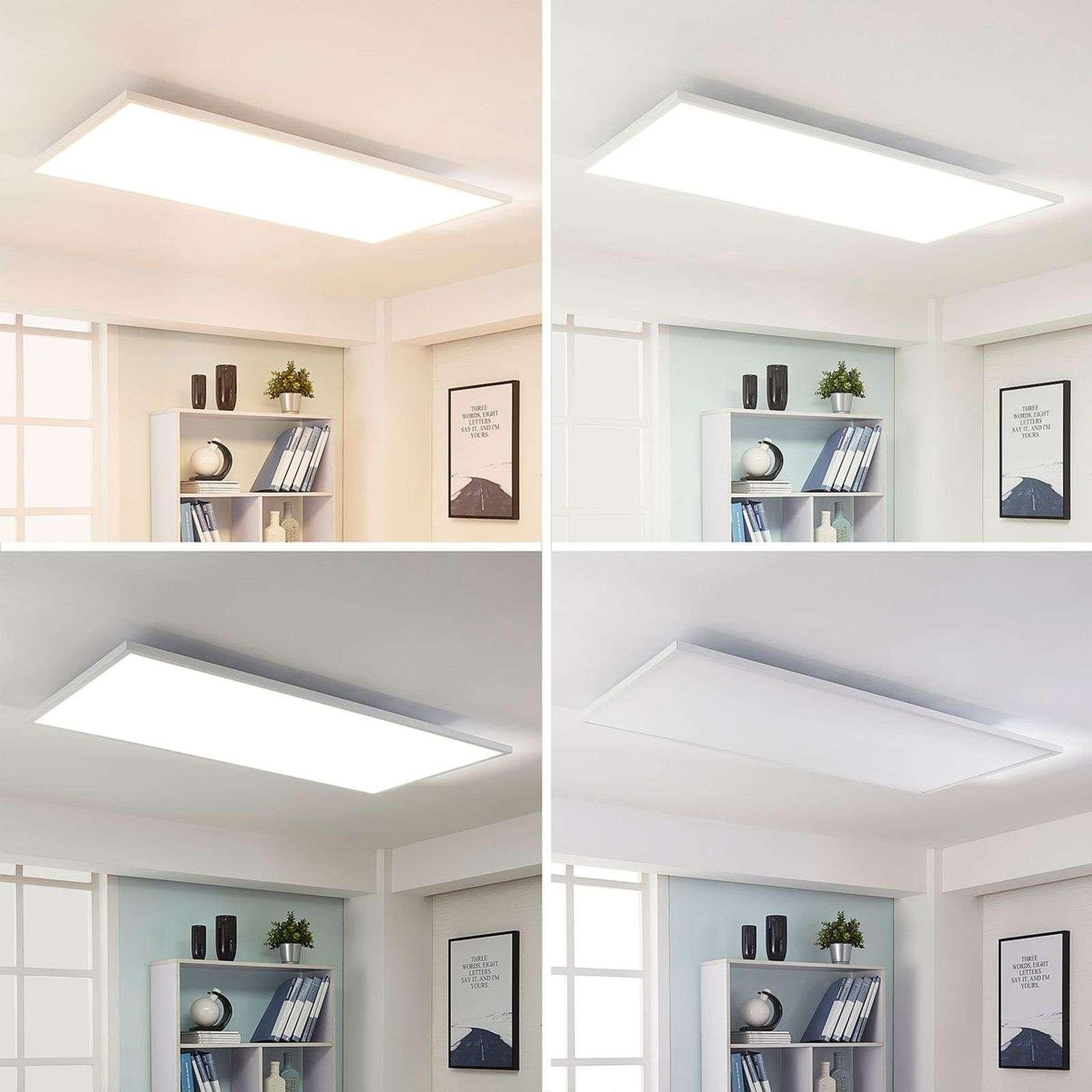 LED-paneel dimbaar met afstandbediening 119,5 cm - Arya