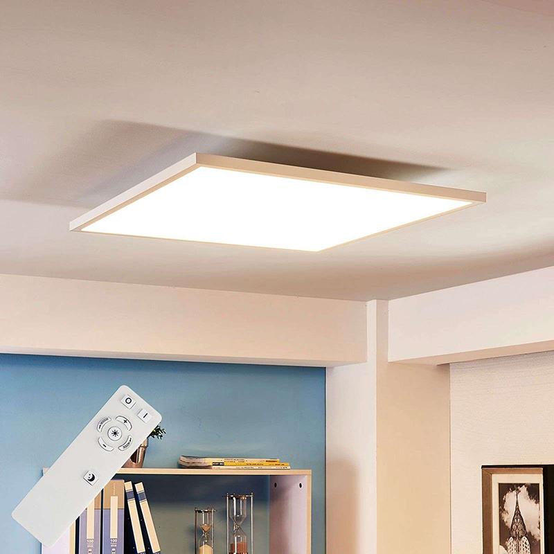 Plafondlamp incl. LED dimbaar met afstandbediening 59,5 cm - Philia