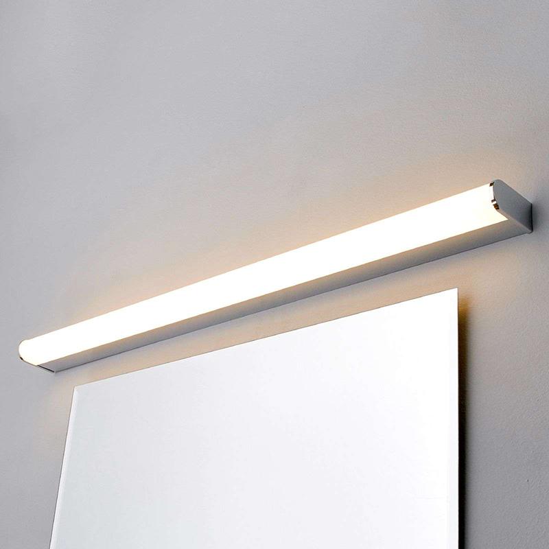 Moderne badkamerlamp 88 cm incl. LED IP44 - Philippa