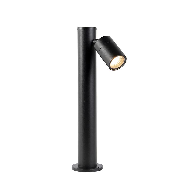 Buitenlamp zwart 45 cm verstelbaar IP44 - Solo